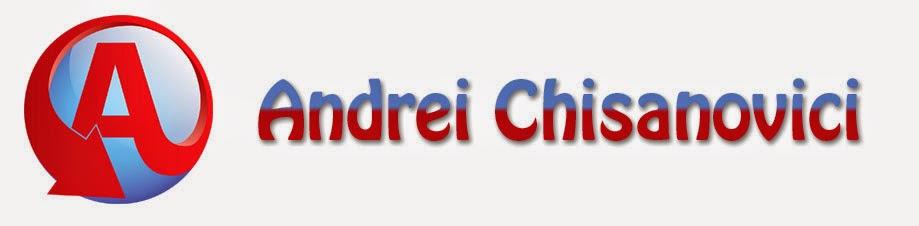Blog Andrei Chisanovici