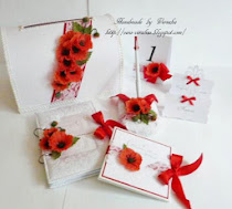 Красно-белая МАКовая свадьба!