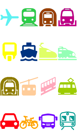 Vehicles Used