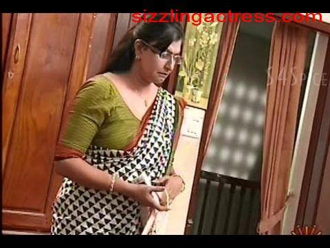 Serial Actress Maya Vishwanath hot sexy in serial shoot