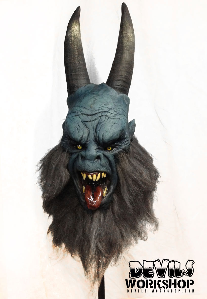 Inside the Devils Workshop: Dark Krampus
