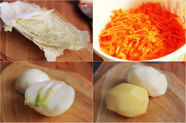 Kofta (Кофта) - индийские овощные фрикадельки