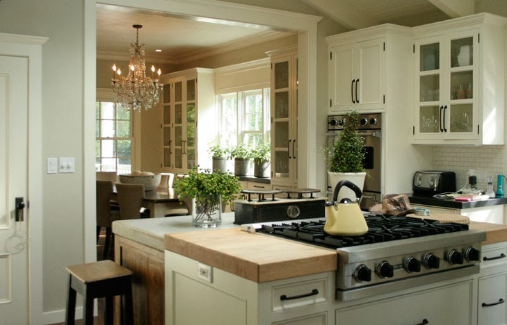 Ina Garten Barn boxwood terrace: ina garten's napa valley kitchen
