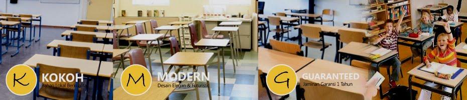Jual Meja Kursi Sekolah, Produsen Meja Kursi Sekolah Rangka Besi, Meja Kursi Sekolah Modern