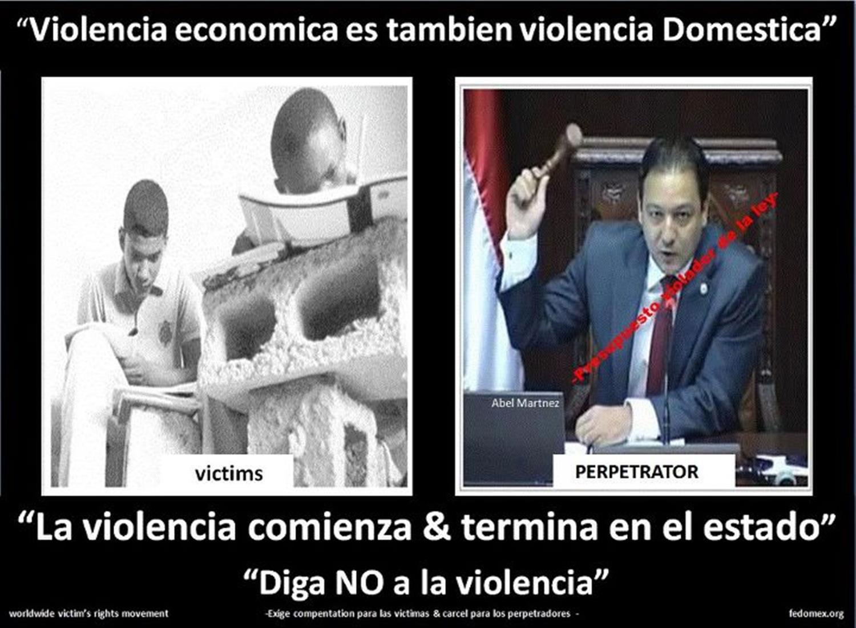 Violencia economica es tambien violencia domestica for Costruzione domestica economica