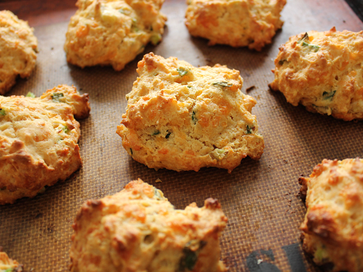 drop biscuits blue cheese scallion drop biscuits needs baked blue