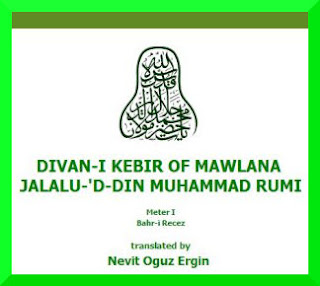 Maulana rumi online divan e shams tabrizi for Divan in english