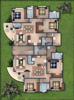 Planta Arquitectonicas Bloque IV
