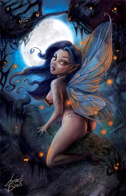 fantasy pin up