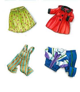 imagens para decoupage de roupas