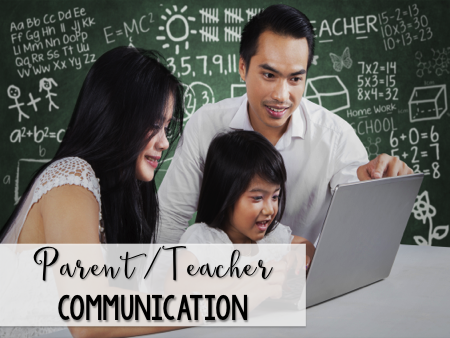 communication from teacher to parents essay Information for parents on how to establish a positive relationship with their child establishing a parent-teacher relationship and communication can be.