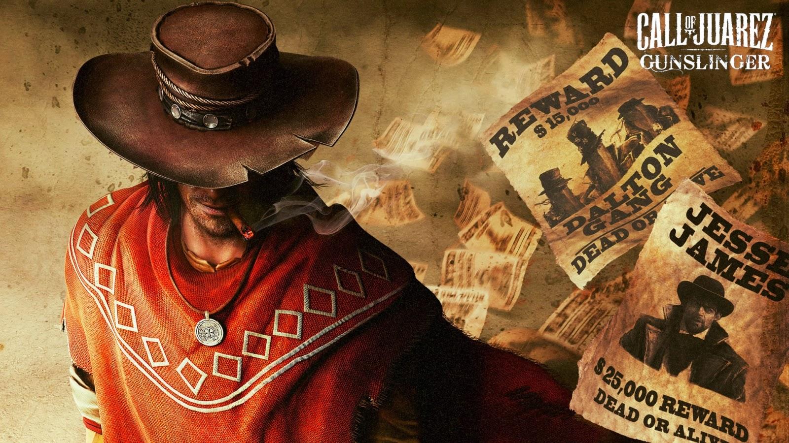 Call of Juarez Gunslinger - free direct download