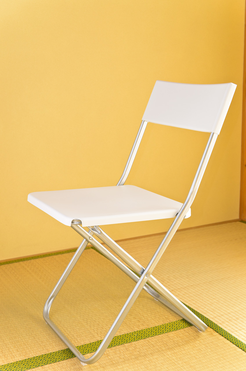 "Goodbye Japan Folding chair ""Jeff"" IKEA 2x"