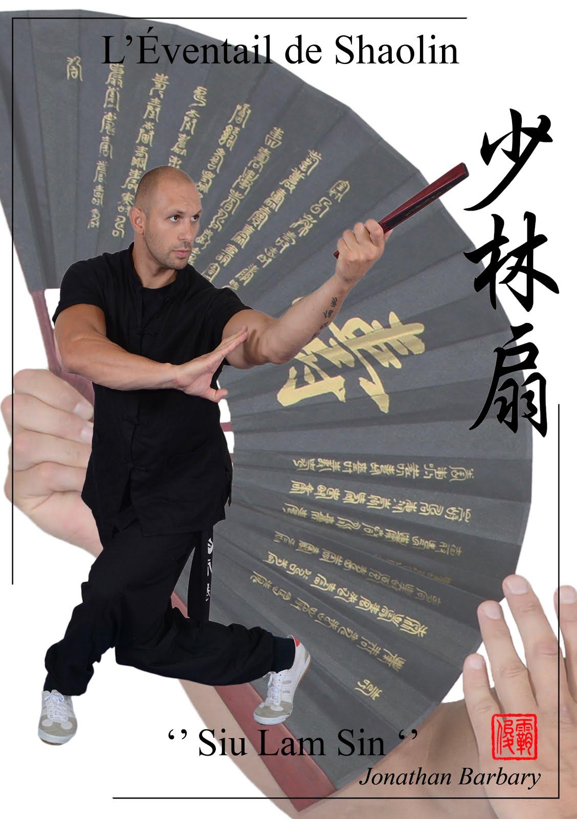 Livre 5: L'éventail de Shaolin