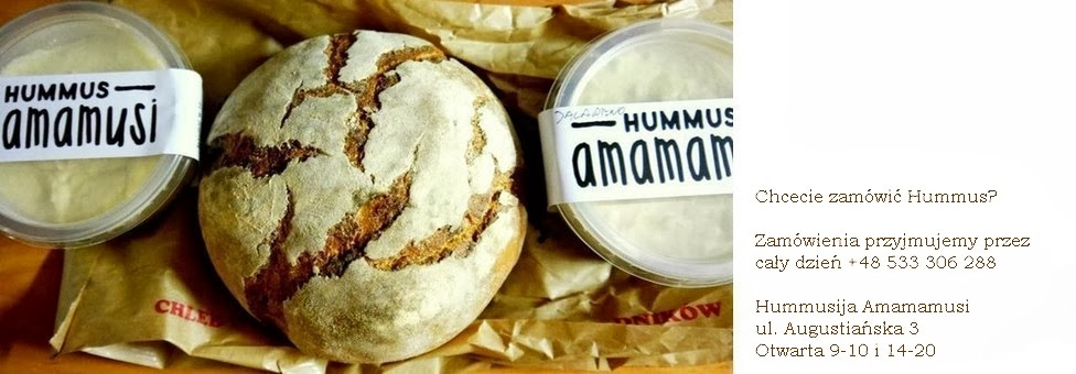 Hummus Amamamusi