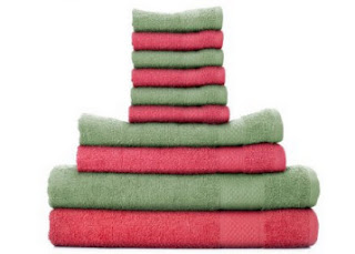 Amazon : Buy 10-Piece Swiss Republic Towels And get At Flat 63% Off – BuyToEarn
