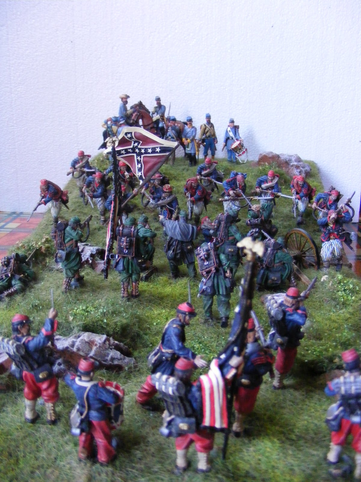 How To Make Static Grass Flock John Bond S Wargaming Stuff