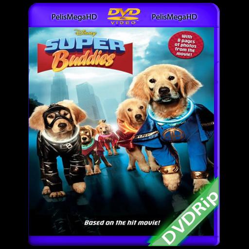 Super Buddies (2013) DVDRip Español Latino