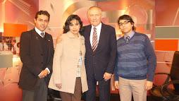 Entrevista Veritas Tv