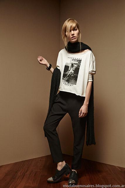Pantalones de moda Tucci otoño invierno 2015. Moda otoño invierno 2015.