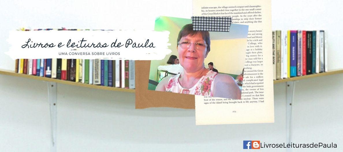 Livros e leituras de Paula