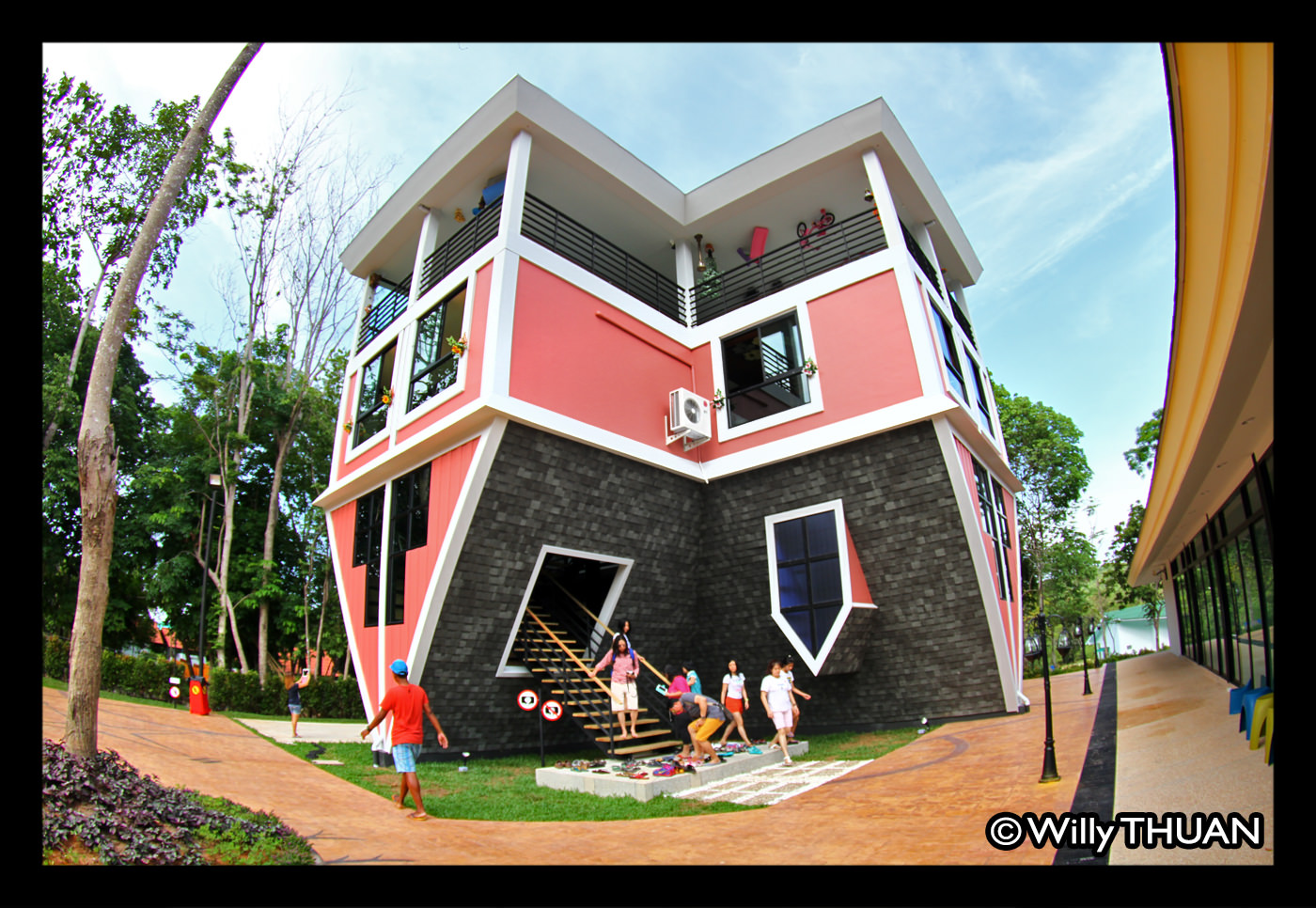 Phuket Upside Down House