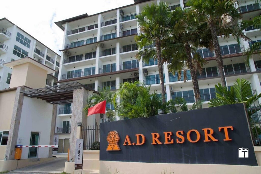 Condo A.D Resort Huahin
