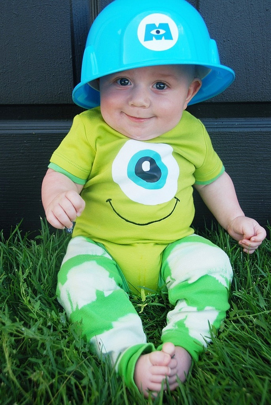 Be Different...Act Normal: DIY Halloween Costume Ideas for Babies