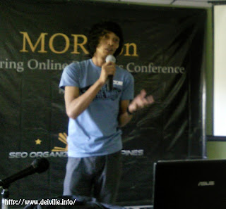 An Overview - Mastering Online Ranking Conference 2011 [MORCon] 6