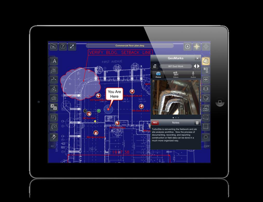 IMSI/Design announces TurboSite, a mobile solution in field and site ...