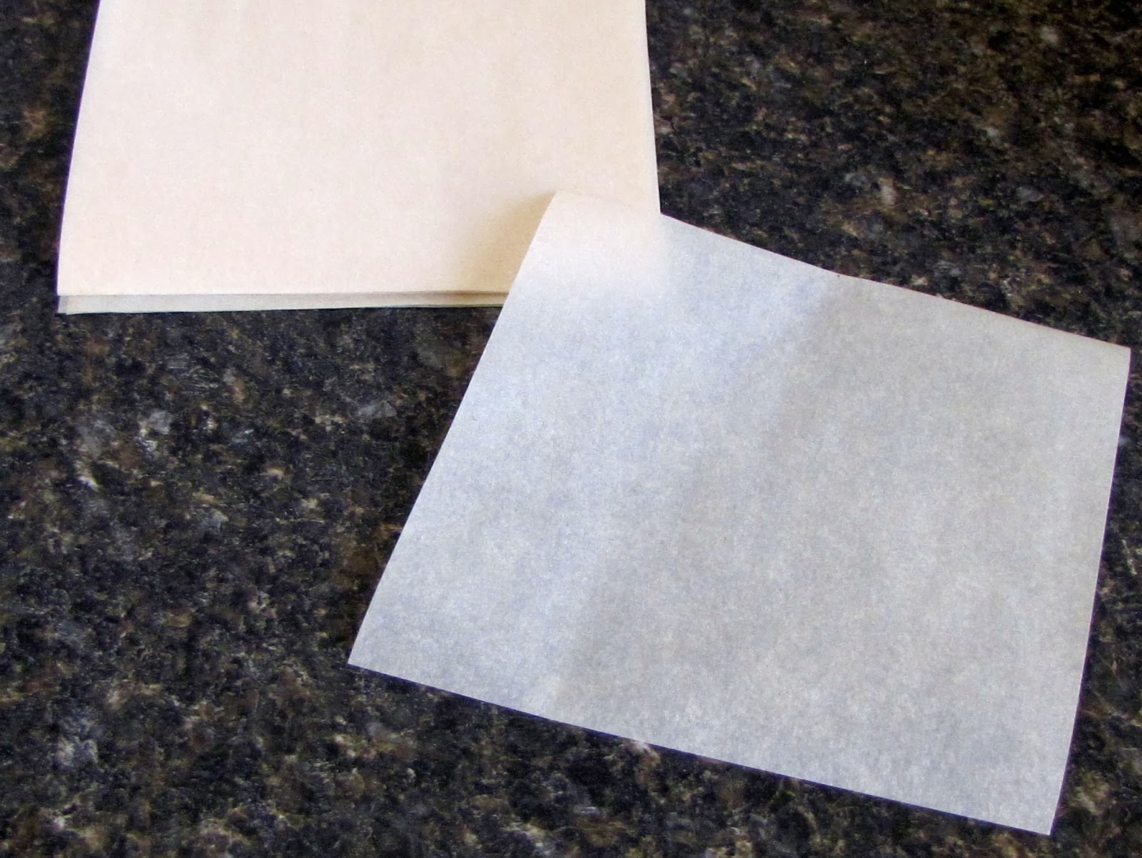 where can you buy parchment paper If you are using a flat tray for baking, then you can substitute parchment paper for a silicone non-stick baking mat this type of mat is a heat-resistant sheet for.