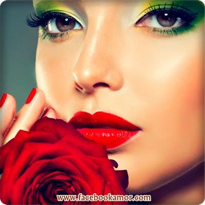 Imagen hermosas de rosa roja