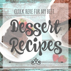 The Busy Baker - Dessert Recipes