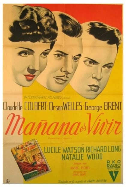 MAÑANA ES VIVIR (1946)