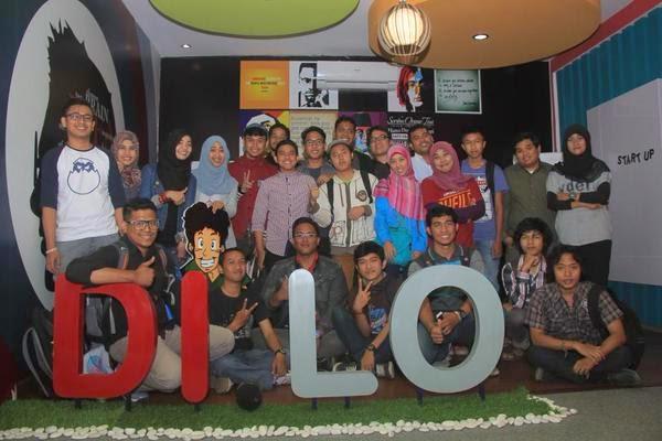 Digital Lounge Telkom Medan kbk