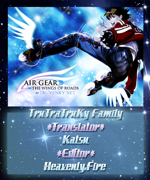 Air Gear Chap 136