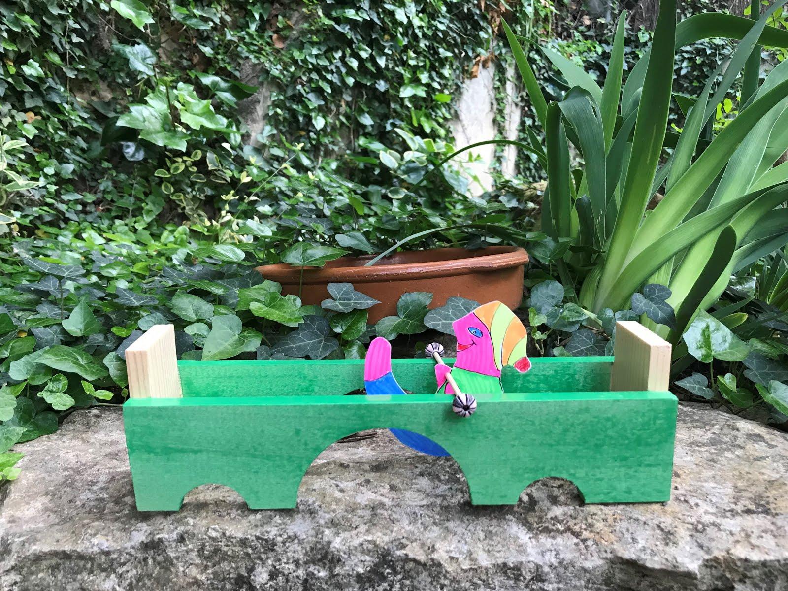 Taller de construcció de joguets