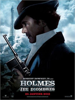 Sherlock Holmes 2 : Jeu d'ombres Streaming (2012)