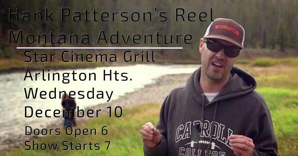Hank Patterson Fishing Presenting Hank Patterson's