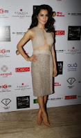 Kangna, Dabboo and Other at Unveil of Resortwear Fashion Calendar 2014
