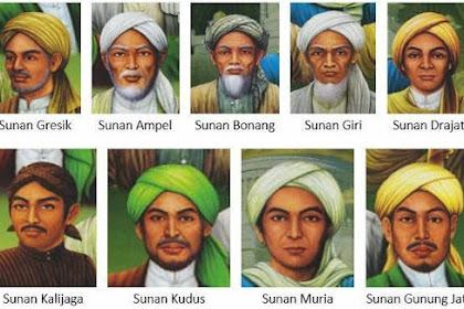 Makalah : Peranan Wali Songo Membangun Peradaban Islam Tanah Jawa