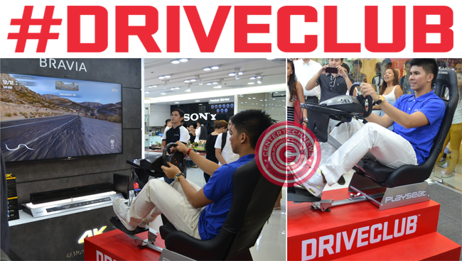 "Sony Finally Released the PlayStation®'s ""DRIVECLUB™ (Chinese+ English version)"""