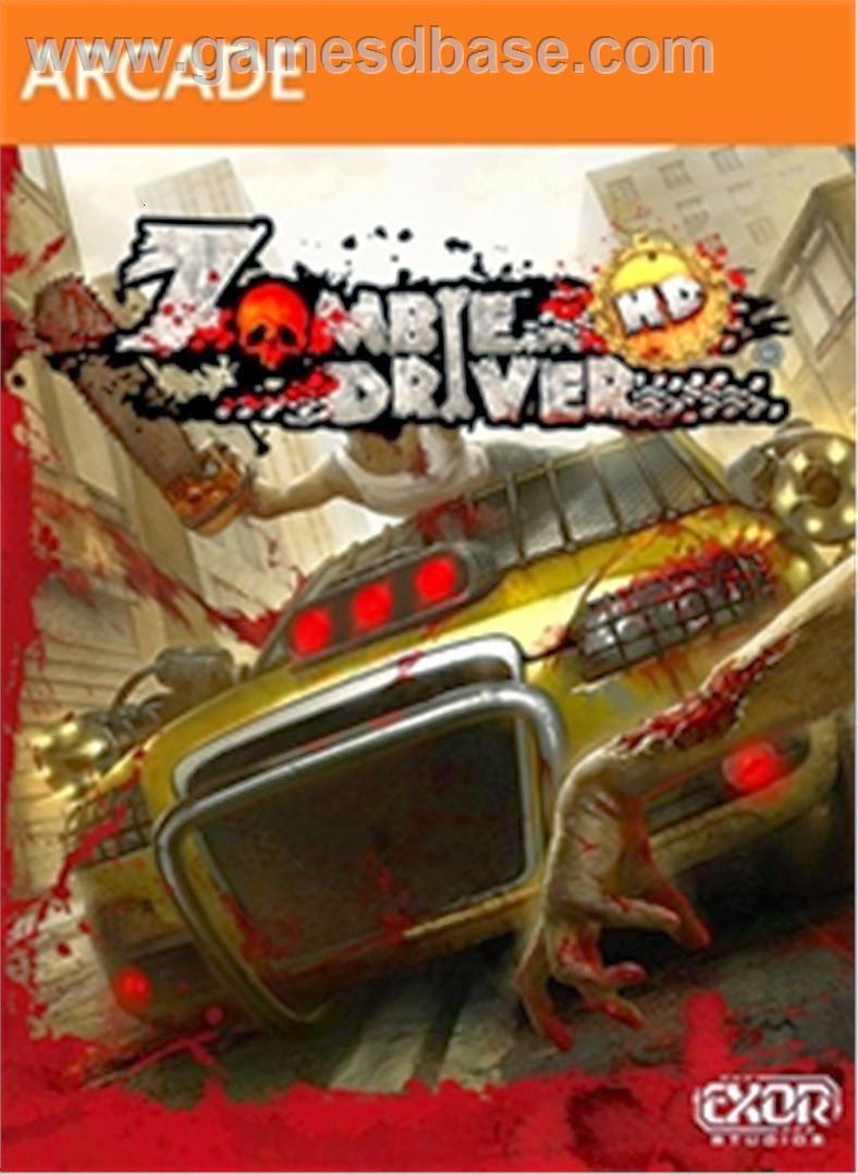 Zombie Driver HD Working