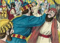 bible fun  kids jesus  crucified  arises