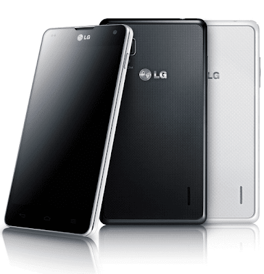 LG Optimus G E973 (LG-F180) smart phone