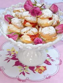 Plum Puffs for an Anne of Green Gables Tea