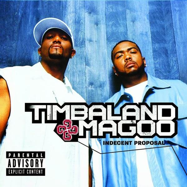 Timbaland & Magoo - Indecent Proposal Cover