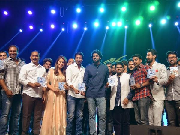 Jil Movie Audio Launch Photos