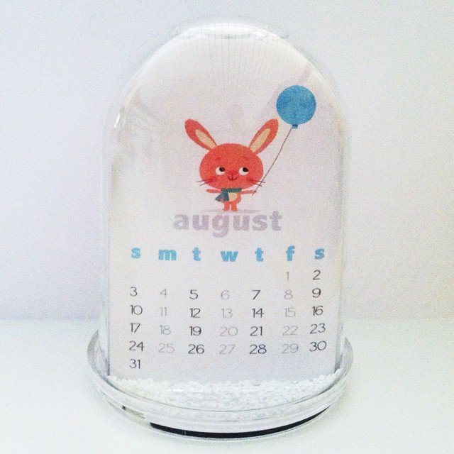 Amy Cartwright | August Bunny