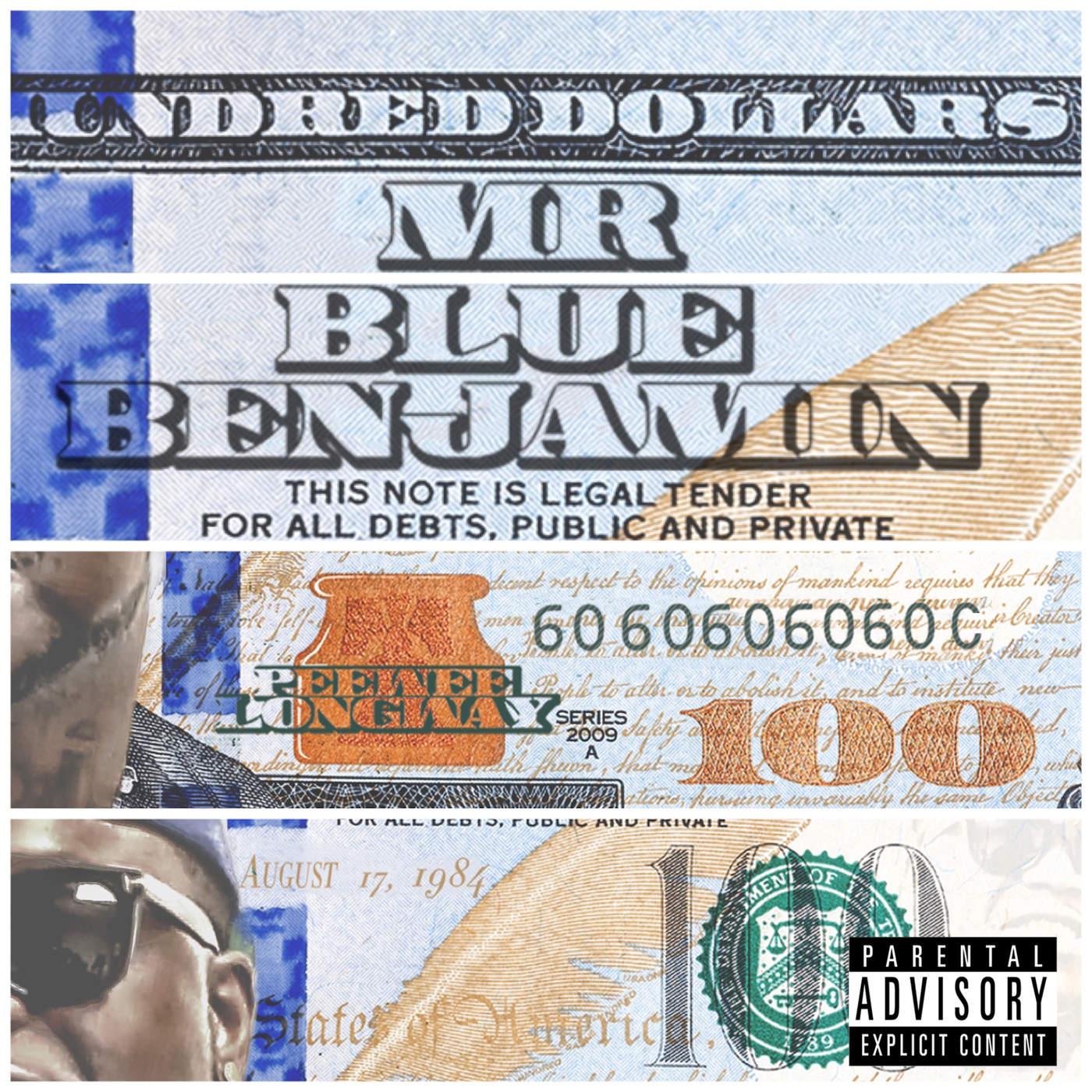 Peewee Longway - Mr. Blue Benjamin Cover